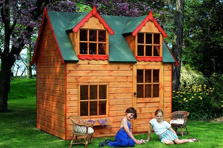 Hampshire Wiltshire Berkshire Andover Garden Building Childrens Playhouses