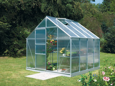 The Vitavia Neptune (8' X 8') Greenhouse 6700