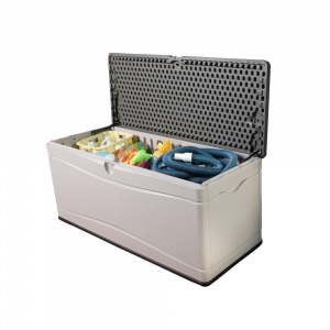 Lifetime 500 Litre Plastic Outdoor Storage Box