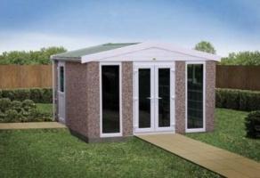 Lidget Compton Concrete Garden Rooms
