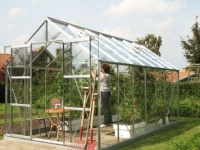 Vitavia Jupiter (8' X 14') Greenhouse 11500
