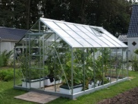The Vitavia Neptune (8' X 14') Greenhouse 11500