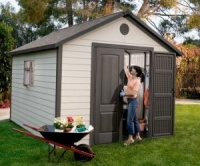 Lifetime 11 x 11 Plastic Shed
