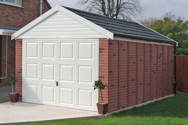 Hampshire Wiltshire Berkshire Andover Garden Building Garages