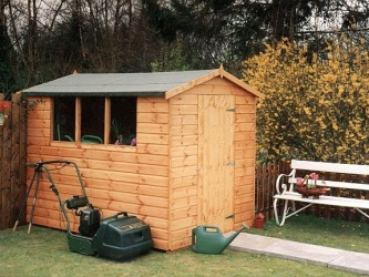 Heritage Shed Range     Delivery  approx 3-4 months