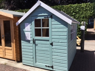 Albany Shed Range    Delivery approx 12 weeks