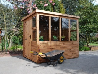 Regency Sheds  Delivery approx 12-14 weeks