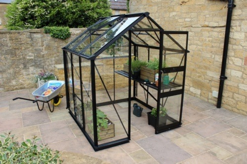 Burford Zero Threshold Greenhouse (6 X 6)
