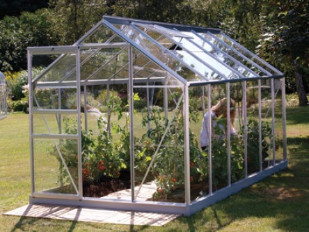 The Vitavia Venus (6' X 12') Greenhouse 7500
