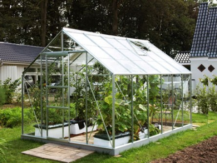 The Vitavia Neptune (8' X 12') Greenhouse 9900