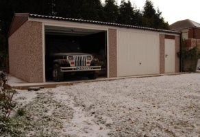Lidget Compton Design & Build Garage