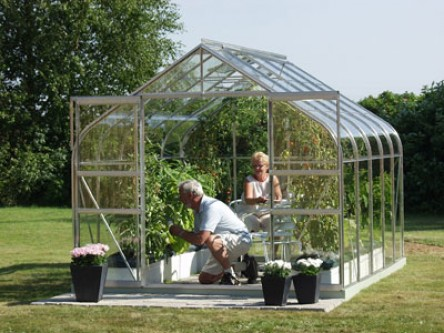 Vitavia Saturn (8' X 6') Greenhouse 5000