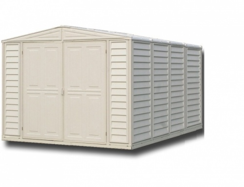 Duramax Duramate 8x10 Plastic Shed (including Foundation Kit)