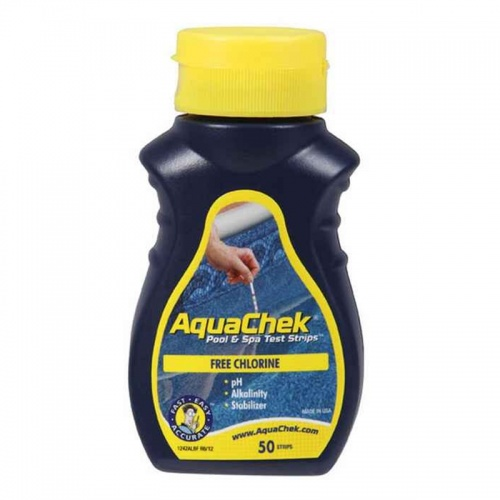 AquaCheck Chlorine Test Strips
