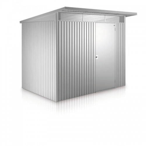 Biohort Heavy Duty Avant Garde Large Single Door Metal Shed