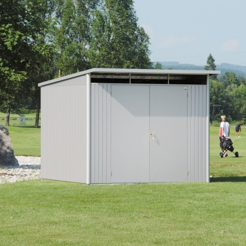 Biohort Heavy Duty Avant Garde X Large Double Door Metal Shed