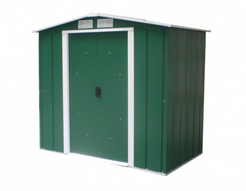 Sapphire 6x6 Metal Shed