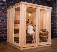 4 Person Grayson Grayson indoor Sauna