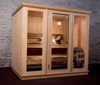 6 Person Bridgeport Indoor Sauna