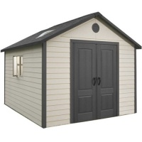 Lifetime 11x11 Heavy Duty Plastic Shed