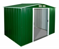 Sapphire 8x6 Metal Shed