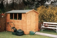 Heritage Standard Apex Shed 6 x 4