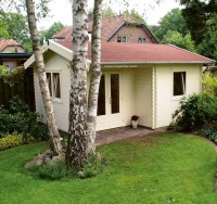 Lugarde Ruben Log Cabin B25