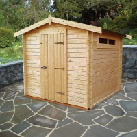 Albany Charnwood Shed/Workshop