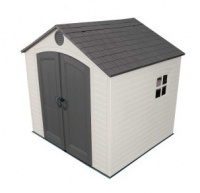 Lifetime 8ft x 7.5ft (Special Edition) Heavy Duty Plastic Shed