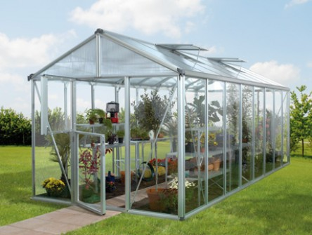 The Vitavia Zeus (10' X 8') Greenhouse 8100